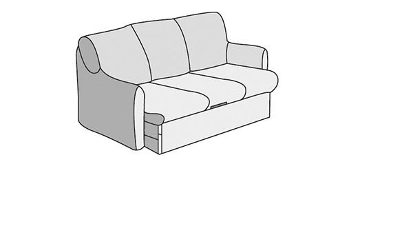 Sofa Position 1