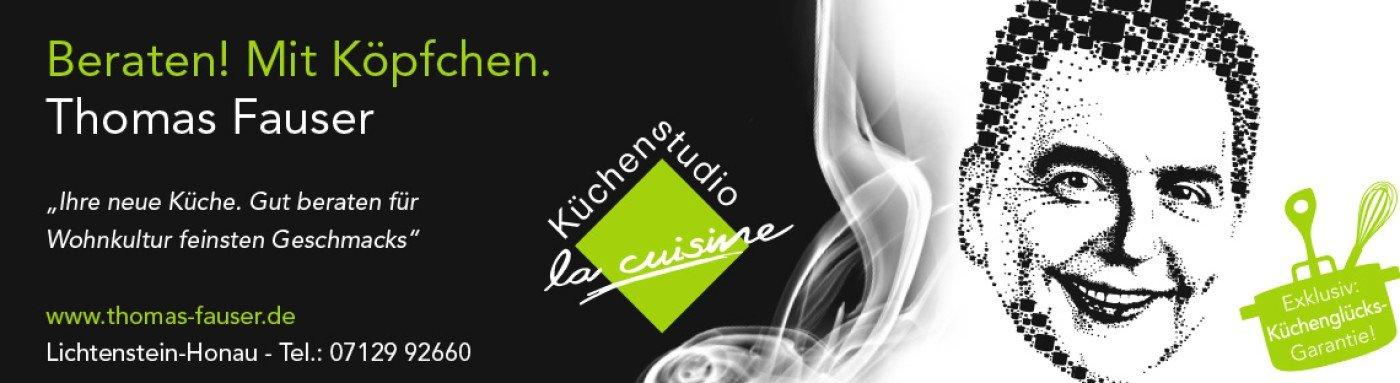 "Thomas Fauser – Küchenstudio ""La Cuisine"""