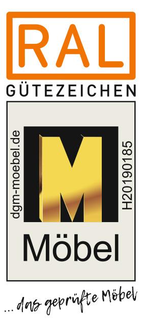 Goldenes M