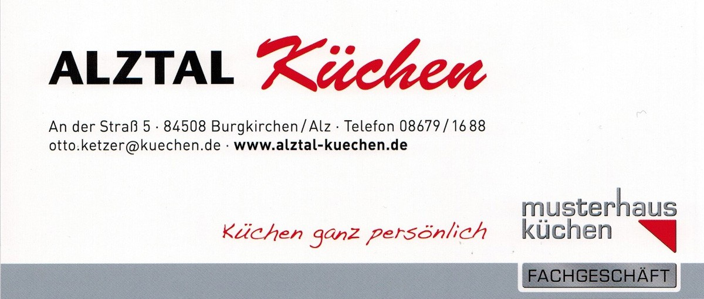 Alztal Küchen Firmeneindruck
