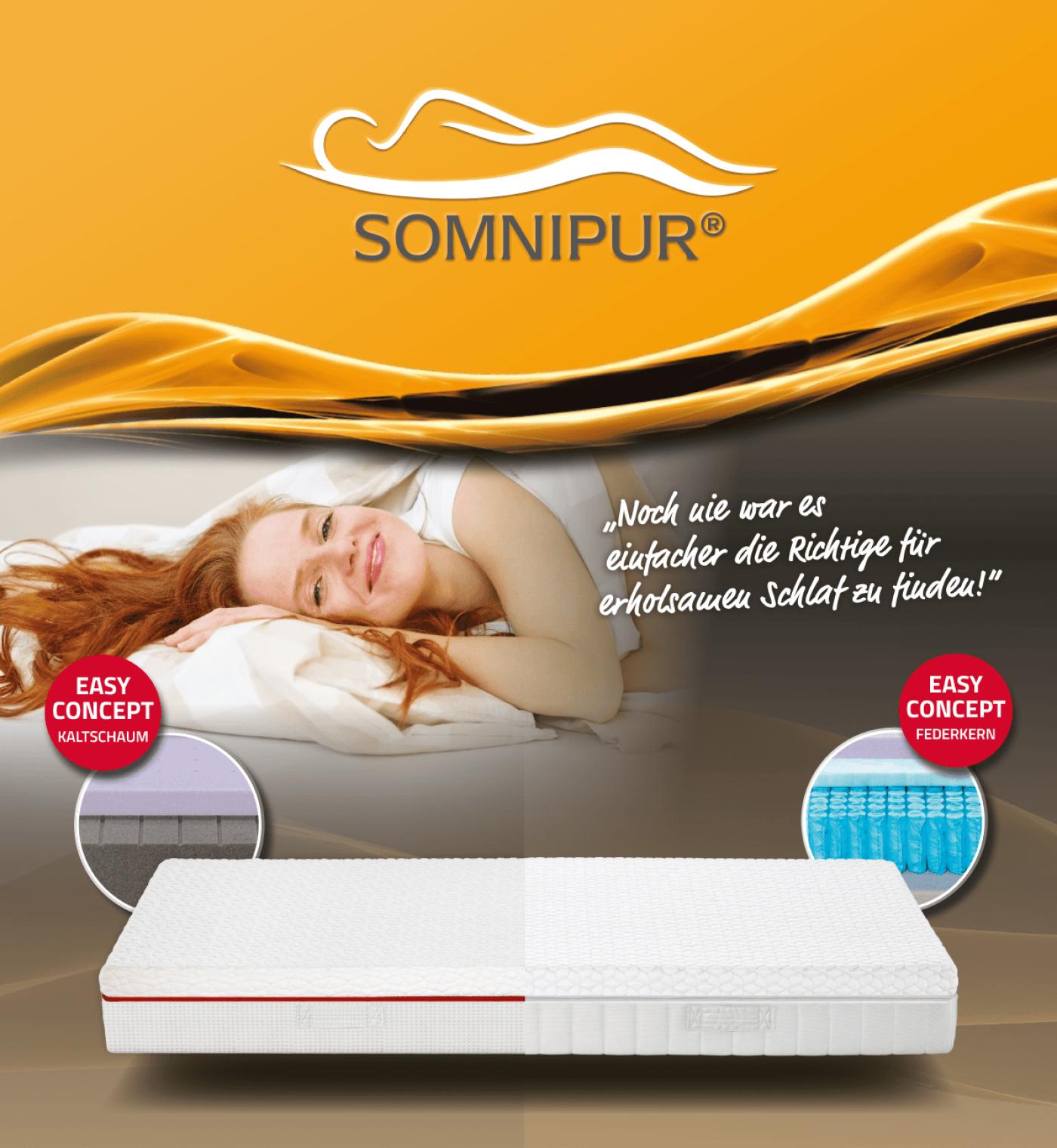 Somnipur – Neue Qulalitäts Marke