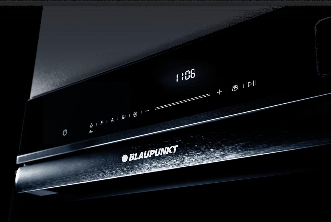 Blaupunkt Dark Steel - Ofen 2