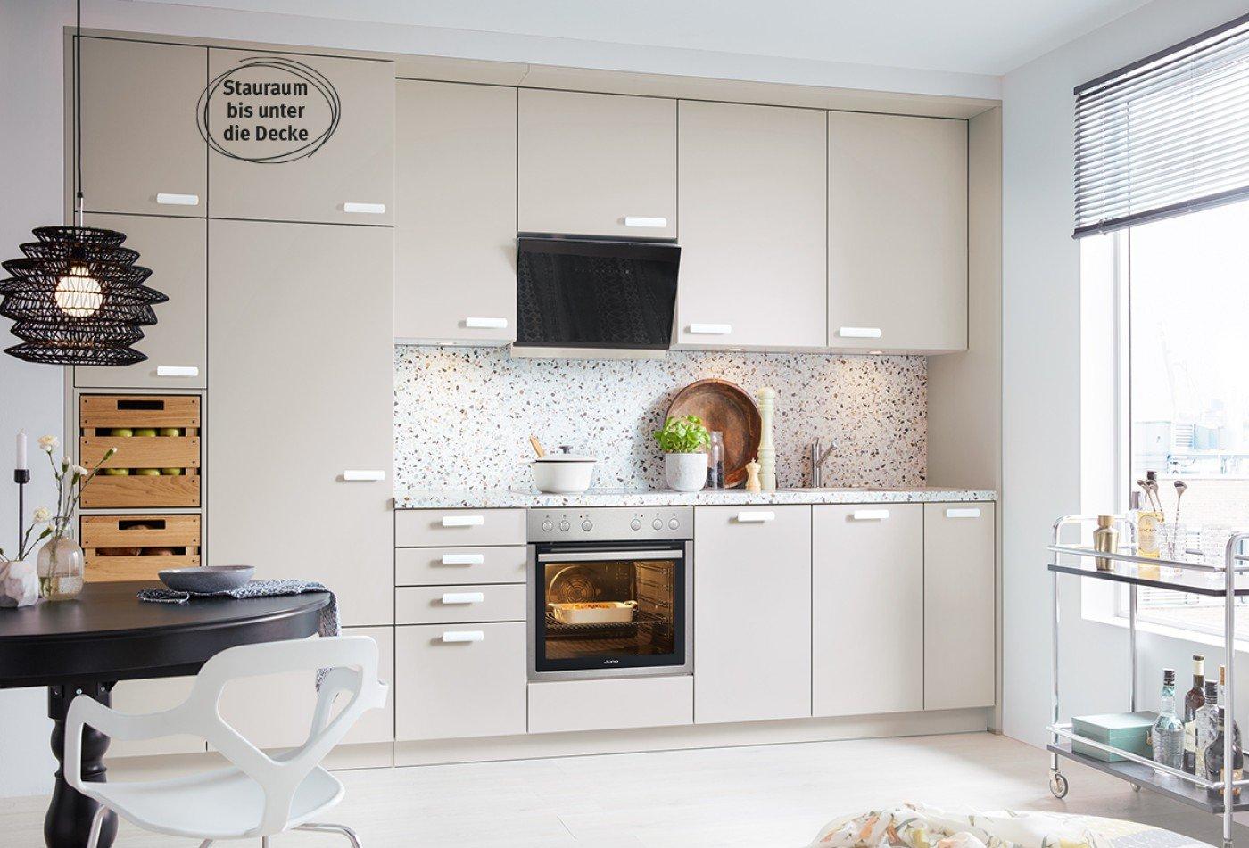 Urbane Tiny Kitchen