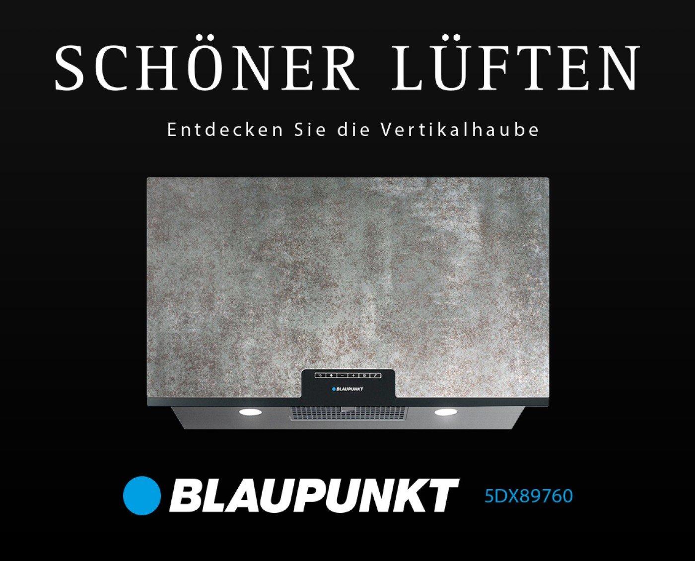 Blaupunkt Lüfter 5DX89760 mit Glas- oder Keramikfront