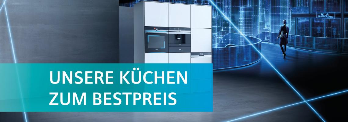 Thema - Unsere Küchen zum Bestpreis