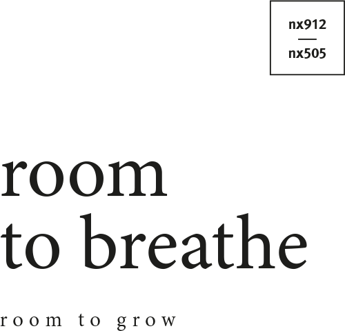 Room to breathe – room to grow