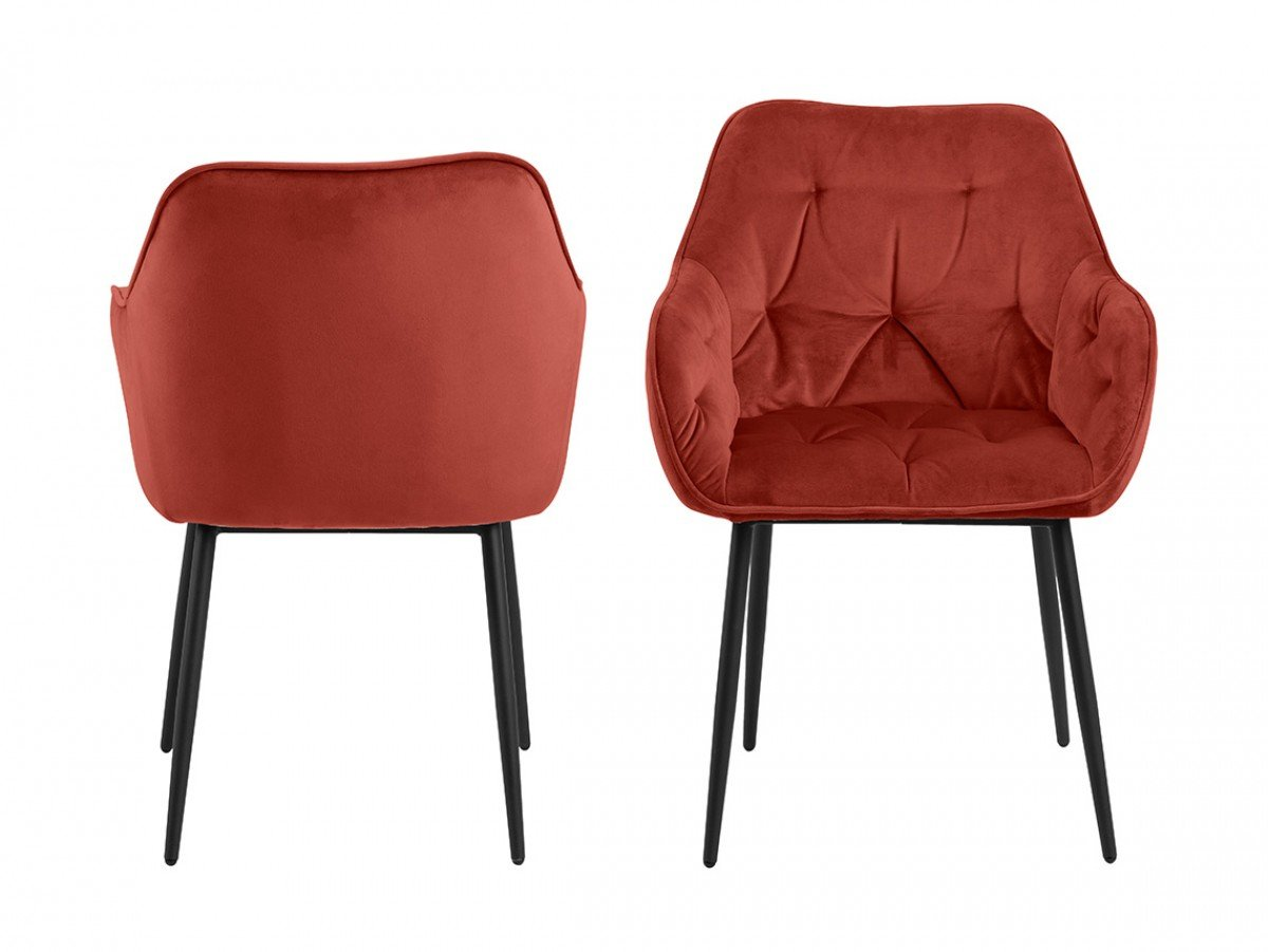 3-1 Armlehnenstuhl 99,95 (Farbwechsel) 3-Rot